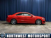 One Owner Sedan with Sunroof and Navigation!  Options: