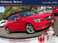 Options:  2014 Mercedes Cla-Class L@@K ~ Just Arrived ~