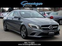 Options:  2014 Mercedes Cla-Class Cla250|Gray/|V4 2.0 L