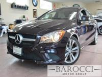 Options:  2014 Mercedes Cla Cla250 4Dr Sedan|7 Speed