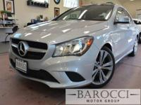 Options:  2014 Mercedes Cla Cla250 4Dr Sedan|7 Speed