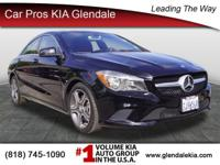 This 2014 Mercedes-Benz CLA250 has less than 28k