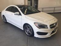 Check out this gently-used 2014 Mercedes-Benz CLA-Class