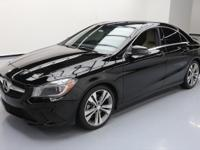 This awesome 2014 Mercedes-Benz CLA-Class comes loaded