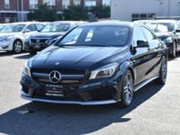 This 2014 Mercedes-Benz CLA-Class CLA 45 AMG is proudly