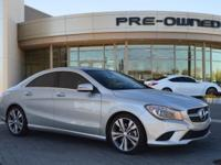 2014 Mercedes CLA250 Class With Navigation, MB