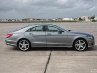 Introducing the 2014 Mercedes Benz CLS 550. Have you