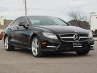 COMPLETE CLEO BAY USED VEHICLE INSPECTION!!. CLS550, 4D