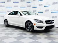You can find this 2014 Mercedes-Benz CLS-Class CLS63
