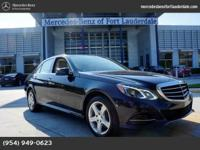 2014 Mercedes-Benz E-Class with ONLY 5|597 is a