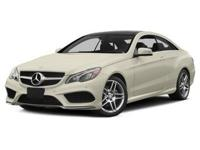 Introducing the 2014 Mercedes-Benz E-Class! It delivers
