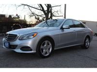 This 2014 Mercedes-Benz E-Class 4dr NAVIGATION, BACK-UP