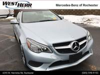 Mercedes-Benz Certified Pre-Owned! Recent Arrival!