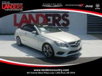 White 2014 Mercedes-Benz E-Class E 350 RWD 7-Speed