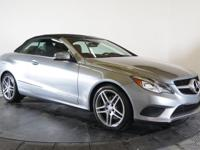 New Arrival! THIS E-CLASS IS CERTIFIED! CARFAX ONE