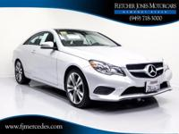 This 2014 Mercedes-Benz E-Class E 350 is offered to you