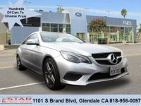 This outstanding example of a 2014 Mercedes Benz E