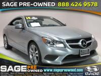 Load your family into the 2014 Mercedes-Benz E-Class!