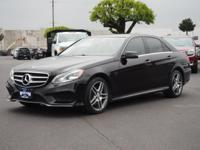 2014 Mercedes-Benz E-Class E350 Black Fresh Oil Change,