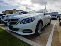 This 2014 Mercedes-Benz E-Class E 350 Luxury is proudly