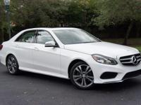 You're looking at a 2014 Mercedes-Benz E-Class