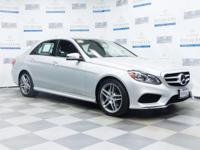 This 2014 Mercedes-Benz E-Class E350 Sport is offered