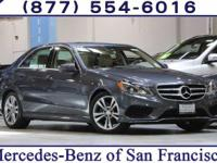 Clean CARFAX. Certified. Steel Gray 2014 Mercedes-Benz