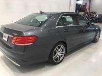 Options:  2014 Mercedes-Benz E-Class