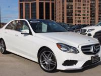If you demand the best, this wonderful E350 is the car