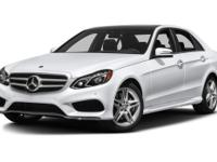 Options:  2014 Mercedes E-Class E350 4Matic|Clean