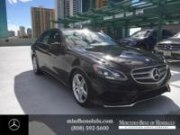 This 2014 Mercedes-Benz E-Class E 350 Sport is proudly
