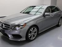 2014 Mercedes-Benz E-Class with Premium 1 Package,3.5L