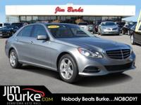 This 2014 Mercedes-Benz E-Class E350 Luxury is a 100%
