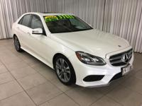 Check out this gently-used 2014 Mercedes-Benz E-Class