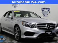 2014 Mercedes-Benz E-Class E550. STILL UNDER