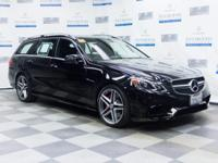 This 2014 Mercedes-Benz E-Class E63 AMG is offered to