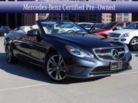 This ELEGANT E350 convertible is a prime example of an