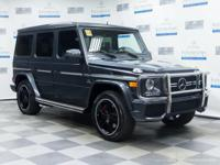 Check out this gently-used 2014 Mercedes-Benz G-Class
