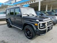 Check out this 2014 Mercedes-Benz G-Class G 63 AMG. Its