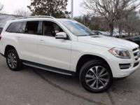 Mercedes Benz Certified, One Local Owner, New GLS