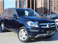 This attractive GL450 is the SUV that you have been