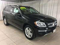 This 2014 Mercedes-Benz GL-Class GL450 is proudly