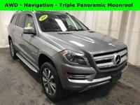 AWD - Triple Panoramic Moonroof - Navigation -