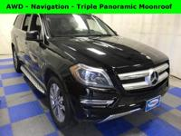 AWD - Navigation - Triple Panoramic Moonroof - Premium