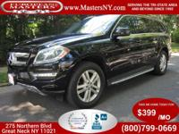 This Wonderful Black 2014 Mercedes-Benz GL450 4Matic