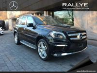 This Mercedes-Benz GL-Class has a powerful Twin Turbo