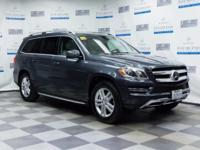 Check out this gently-used 2014 Mercedes-Benz GL-Class