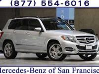 Clean CARFAX. Certified. Silver 2014 Mercedes-Benz