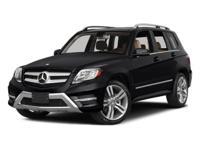 Options:  2014 Mercedes Glk 350|Palladium Silve/Black