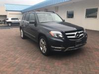 This 2014 Mercedes-Benz GLK-Class GLK 350 is proudly